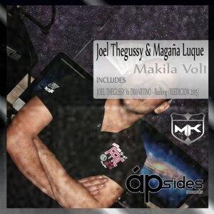 Joel Thegussy & Magana Luque Foto artis