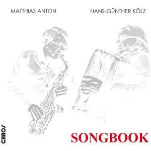 Matthias Anton & Hans-Günther Kölz Foto artis