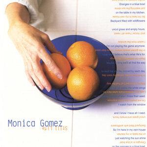 Monica Gomez Foto artis