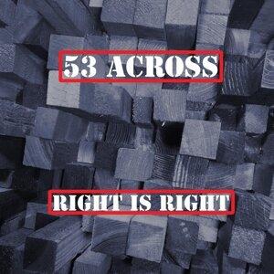 53 Across Foto artis