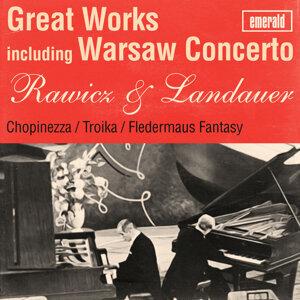 Rawicz & Landauer 歌手頭像