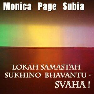 Monica Page Subia Foto artis