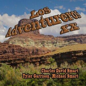Charles David Smart, Tyler Garrison, Michael Montgomery Smart Foto artis