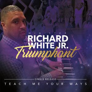 Minister Richard White Jr. Foto artis