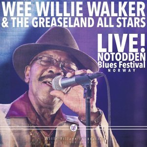 Wee Willie Walker, The Greaseland All Stars Foto artis