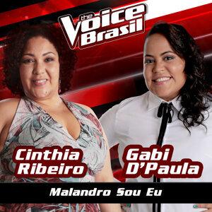 Cinthia Ribeiro, Gabi D'Paula Foto artis