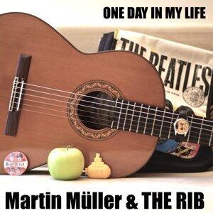 Martin Müller & The Rib Foto artis