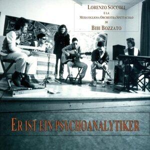 Lorenzo Soccoli & La Meravigliosa Orchestra Spettacolo di Bibi Bozzato Foto artis