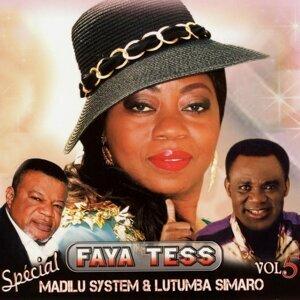 Faya Tess, Madilu System, Simaro Foto artis