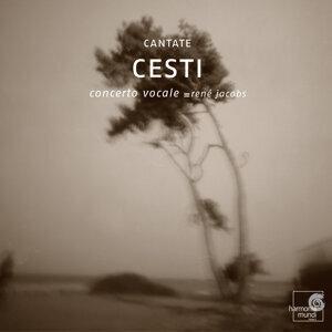 Concerto Vocale, René Jacobs Foto artis
