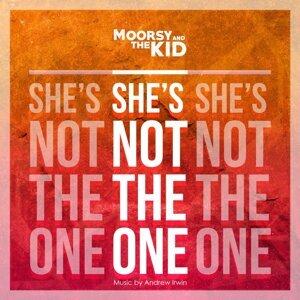 Moorsy, The Kid, Andrew Irwin Foto artis