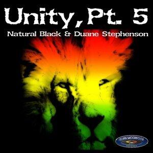 Unity Natural Black and Duane Stephenson Foto artis
