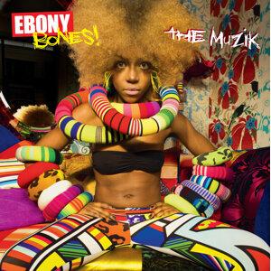 Ebony Bones! Foto artis