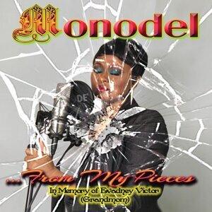 Monodel Foto artis