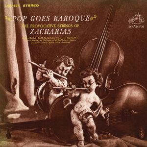 Provocative Strings Of Zacharias Foto artis