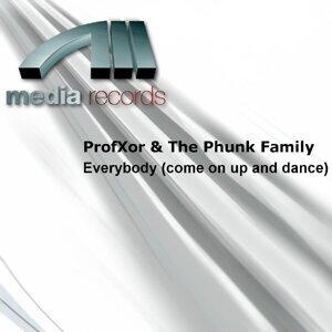 ProfXor & The Phunk Family Foto artis