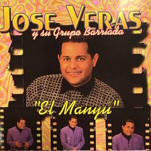 Jose Veras y su Grupo Barriada Foto artis