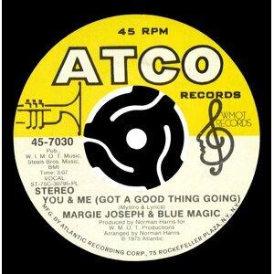 Margie Joseph & Blue Magic Foto artis
