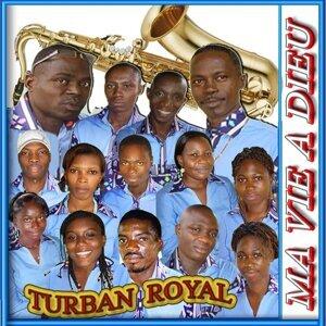Turban Royal Foto artis