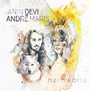Janin Devi, André Maris Foto artis