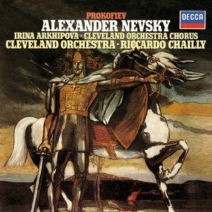 Riccardo Chailly, Irina Arkhipova, The Cleveland Orchestra Chorus, The Cleveland Orchestra Foto artis