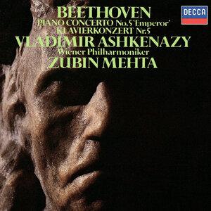 Vladimir Ashkenazy, Wiener Philharmoniker, Zubin Mehta Foto artis