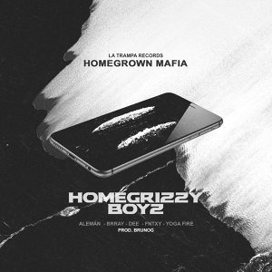 Homegrown Mafia Feat. Alemán, Brray, Dee, FNTXY & Yoga Fire Foto artis