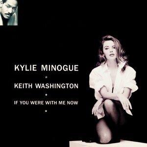 Kylie Minogue & Keith Washington Foto artis