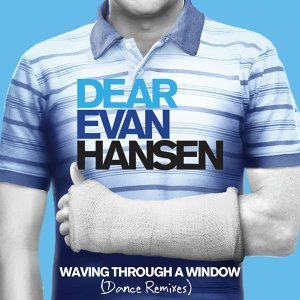 Ben Platt & Original Broadway Cast of Dear Evan Hansen Foto artis