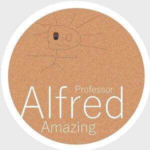 Professor Alfred Foto artis