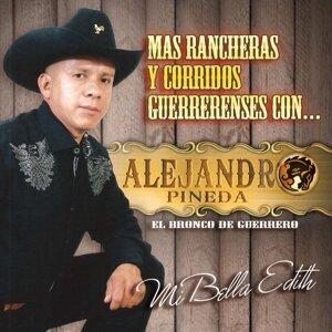 Alejandro Pineda el Bronco de Guerrero Foto artis