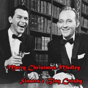 Frank Sinatra & Bing Crosby Foto artis