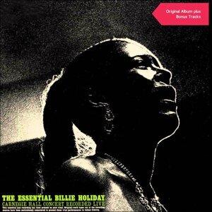 Billie Holiday, Chico Hamilton Quintet Foto artis