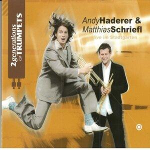 Andy Haderer & Mathias Schriefel Foto artis