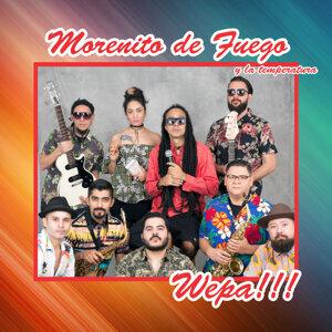 Morenito de Fuego Feat. La Temperatura Foto artis