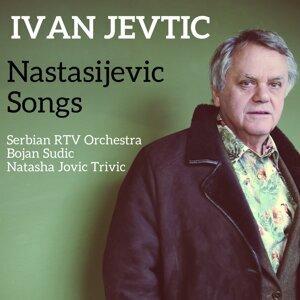 Natasha Jovic Trivic, Bojan Sudic, Serbian RTV Orchestra Foto artis