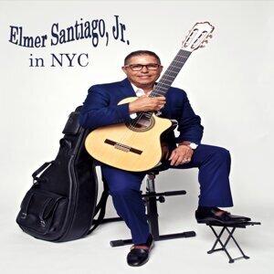 Elmer Santiago, Jr. in New York Foto artis