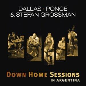 Dallas - Ponce, Stefan Grossman Foto artis