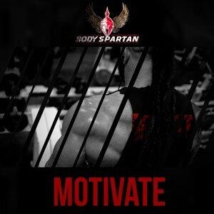 Body Spartan Foto artis