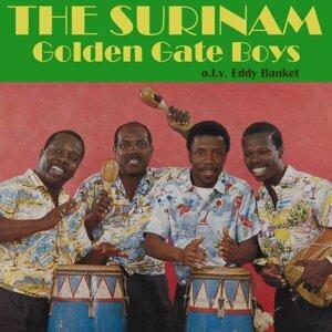 The Surinam Golden Gate Boys Foto artis
