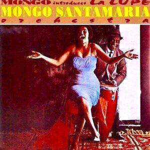 Mongo Santamaria, La Lupe Foto artis