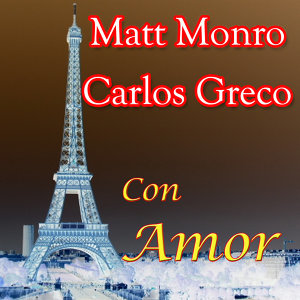 Matt Monro and Carlos Greco Foto artis