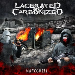 Lacerated and Carbonized Foto artis