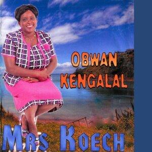 Mrs Koech Foto artis