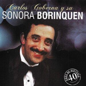 Carlos Goberna y su Sonora Borinquen Foto artis