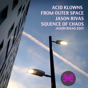 Acid Klowns from Outer Space, Jason Rivas Foto artis