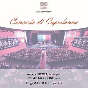 Angela Nicoli, Cesidio Iacobone, Luigi Mastracci, Francesco Marino Foto artis