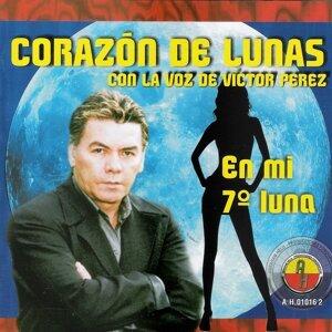 Corazón De Lunas, Víctor Perez Foto artis
