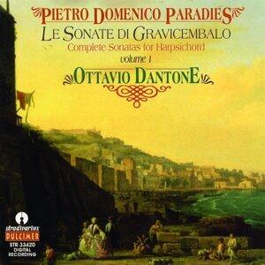 Pietro Domenico Paradies, Ottavio Dantone Foto artis