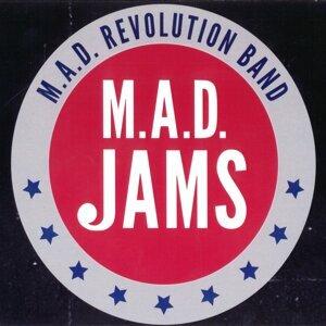M.A.D. Revolution Band Foto artis